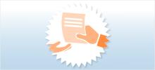 2. Schritt: Angaben mit dem Formular in einer Geschäftsstelle Ihrer Volksbank Staufen eG abgeben